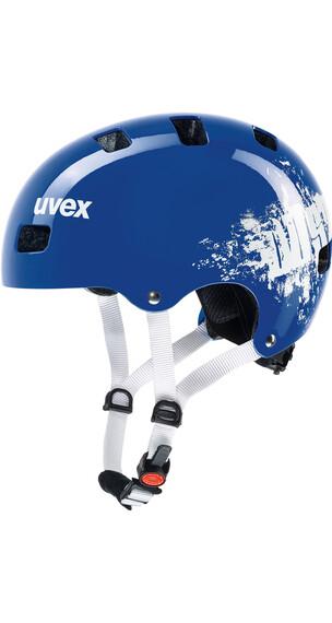 UVEX Kid 3 helm Kinderen blauw
